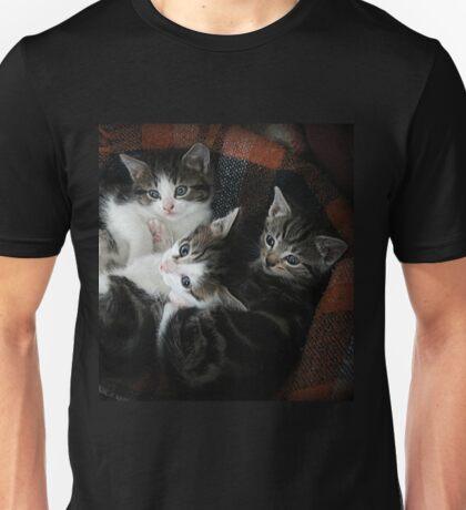 We 3 Kits Unisex T-Shirt
