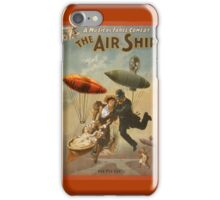 The Air Ship a Comedy iPhone Case/Skin