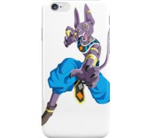 God of Destruction: Beerus iPhone Case/Skin