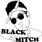 Black Mitch Dear White People  by KeithMyers