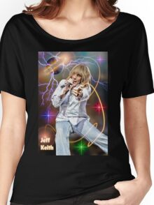 Jeff Keith of Tesla Women's Relaxed Fit T-Shirt