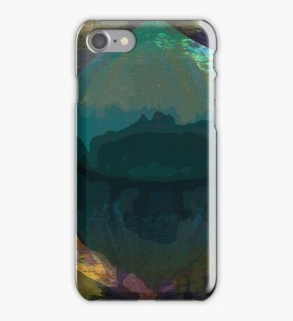 Broken Glass 14 iPhone Case/Skin