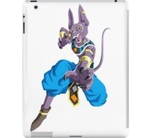 God of Destruction: Beerus iPad Case/Skin