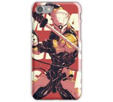 Metal Gear Solid : Gray Fox iPhone Case/Skin