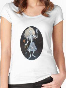 Jerry Garcia - Grateful Dead Women's Fitted Scoop T-Shirt