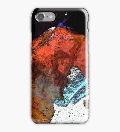 Broken Glass 17 iPhone Case/Skin