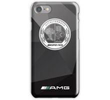 AMG carbon fractal case iPhone Case/Skin