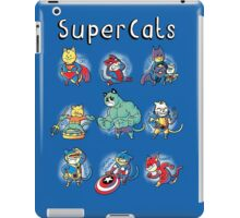 Superheroes Cats iPad Case/Skin
