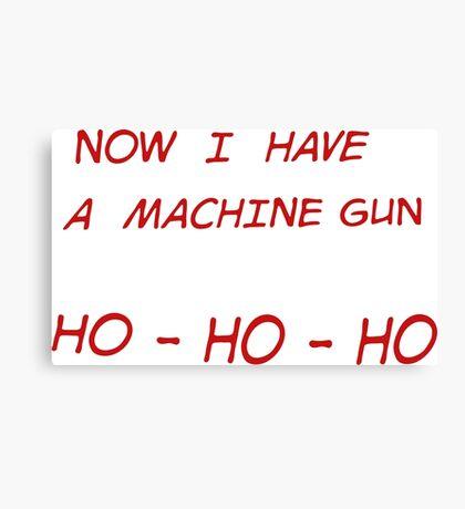 HO - HO - HO Canvas Print