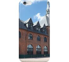 Central Railroad of New Jersey Terminal, Built 1889, Liberty State Park, New Jersey iPhone Case/Skin