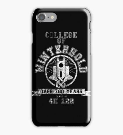 Skyrim - College Of Winterhold - College Jersey iPhone Case/Skin