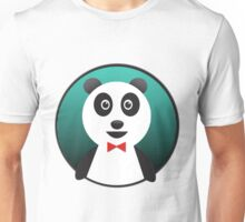 Panda look out Unisex T-Shirt