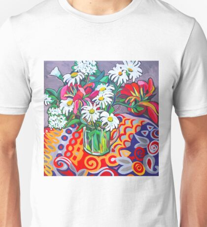 Daisy Still Life Unisex T-Shirt