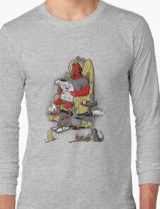 Hellboy relax Long Sleeve T-Shirt
