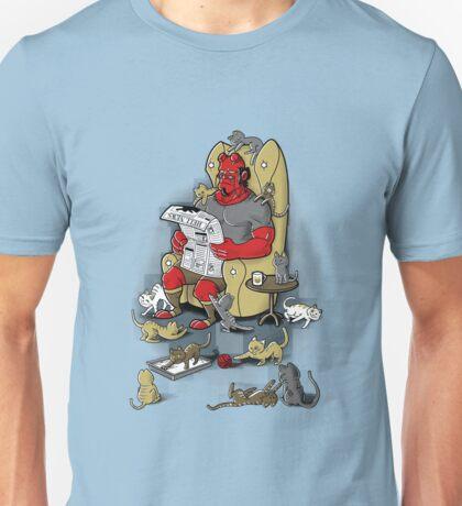 Hellboy relax Unisex T-Shirt