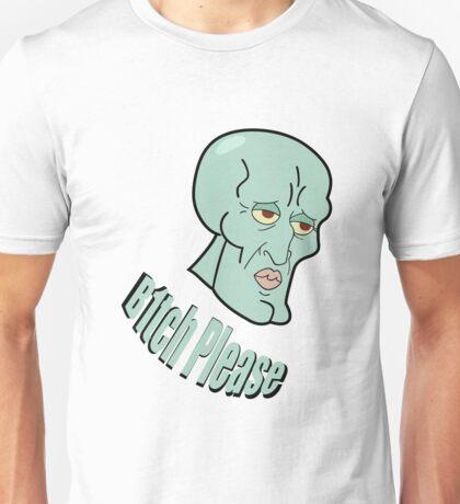 Squidward Tentacles  Unisex T-Shirt