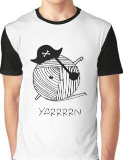 Yarrrn Graphic T-Shirt