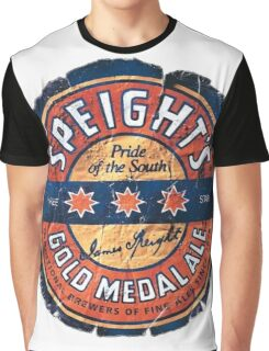 Speights Beer Graphic T-Shirt