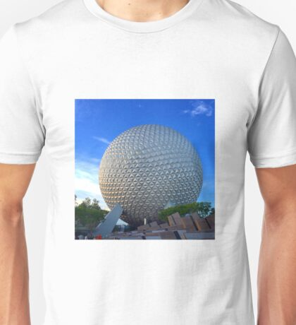 Epcot Center Spaceship Earth Unisex T-Shirt