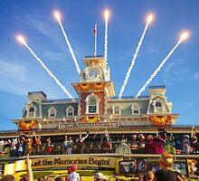 Magic Kingdom Morning Welcome Show  by BrandonBalasco