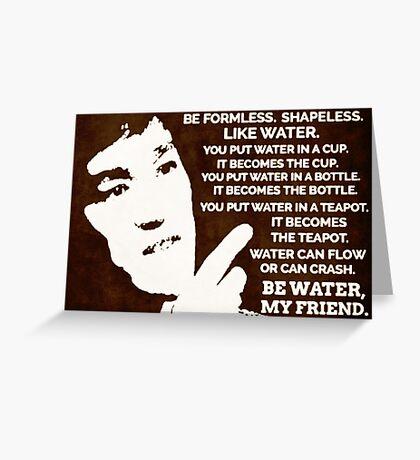 Word Of Infinite Wisdom Greeting Card
