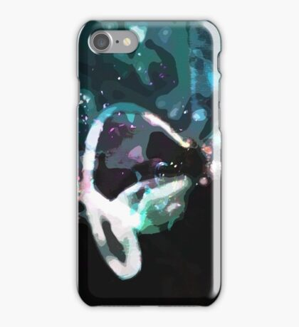 Broken Glass 25 iPhone Case/Skin