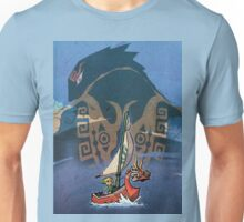 Zelda - Wind Waker - Artwork Unisex T-Shirt