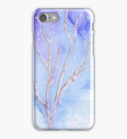 First Birch iPhone Case/Skin