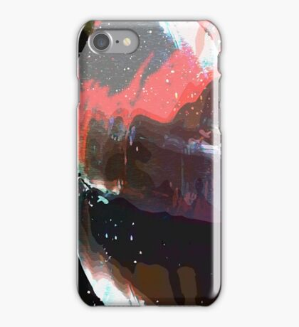 Broken Glass 26 iPhone Case/Skin