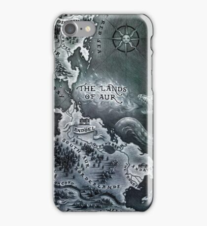 The Lands of Aur iPhone Case/Skin