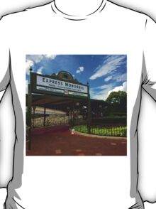 Walt Disney World Express Monorail Station  T-Shirt