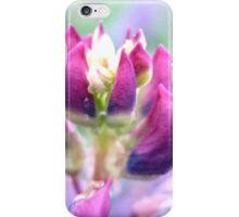 Purple Lupin Top iPhone Case/Skin