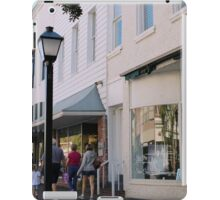 Small Town, USA iPad Case/Skin