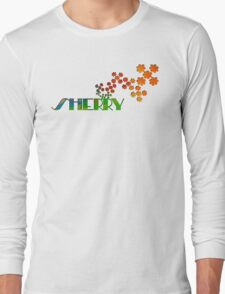 The Name Game - Sherry Long Sleeve T-Shirt