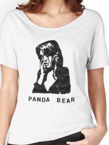 Panda Bear (Tomboy) Women's Relaxed Fit T-Shirt