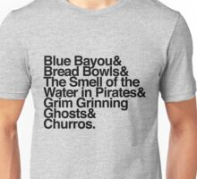 The French Quarter Unisex T-Shirt