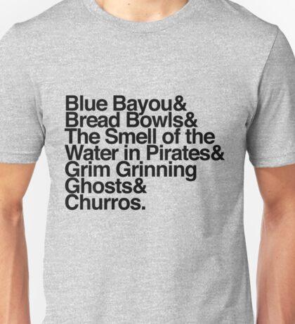 The French Quarter Unisex T-Shirt