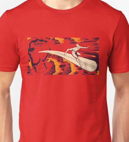 Surfing With The Alien Unisex T-Shirt