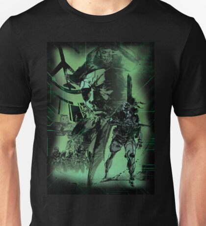 Metal Gear Solid (1 of 10) Unisex T-Shirt