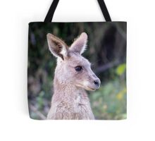 Australian Wallaby Portrait Tote Bag
