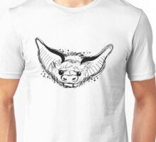 White Bat Unisex T-Shirt