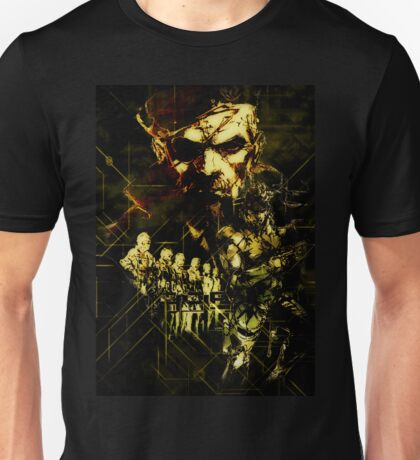 Metal Gear Solid (2 of 10) Unisex T-Shirt
