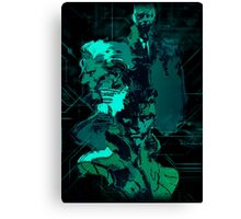 Metal Gear Solid (3 of 10) Canvas Print