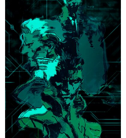 Metal Gear Solid (3 of 10) Sticker