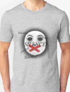 Dota 2 'Silence' Symbol T-Shirt