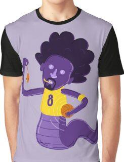 Afro Mamba Graphic T-Shirt