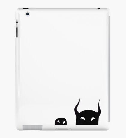 little monsters. iPad Case/Skin