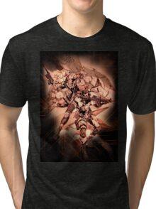 Metal Gear Solid (4 of 10) Tri-blend T-Shirt