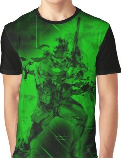 Metal Gear Solid (5 of 10) Graphic T-Shirt