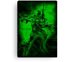Metal Gear Solid (5 of 10) Canvas Print